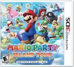 Mario Party Island Tour 3DS Box Cover