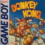 Donkey Kong gameboy box cover