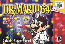 Dr. Mario is back in 64-Bit on the Nintendo 64