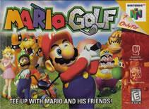 Mario Golf harnesses the power of the Nintendo 64 to bring even more golfing joy with Mario and the Gang