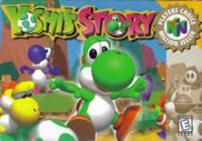 Yoshi's Story for the N64