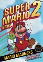 Super Mario Bros 2 as we knew it in the west was a remake of Japanese title Doki Doki Panic