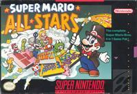 Super Mario Allstars - a compilation of some all time Mario greats on the SNES