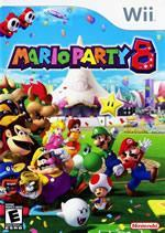 Mario Party 8 Box Cover