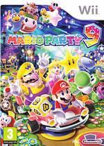 Mario Party 9 box cover