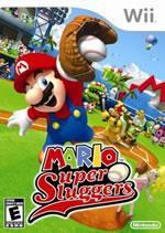 Mario Super Sluggers box cover