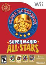 Super Mario Allstars 25th anniversary edition box cover