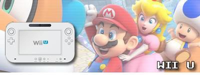 Mario Games on the Wii U