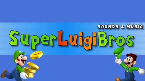 Super Mario Bros sound and music section