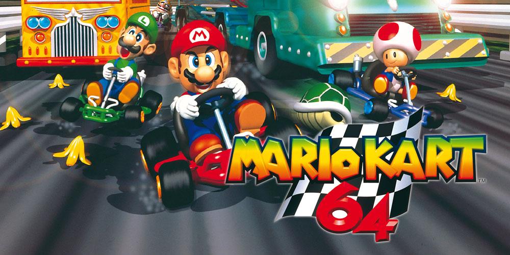 Remembering Mario Kart 64